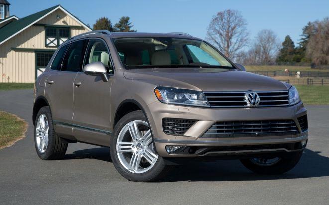 Volkswagen Touareg іде з автомобільного ринку