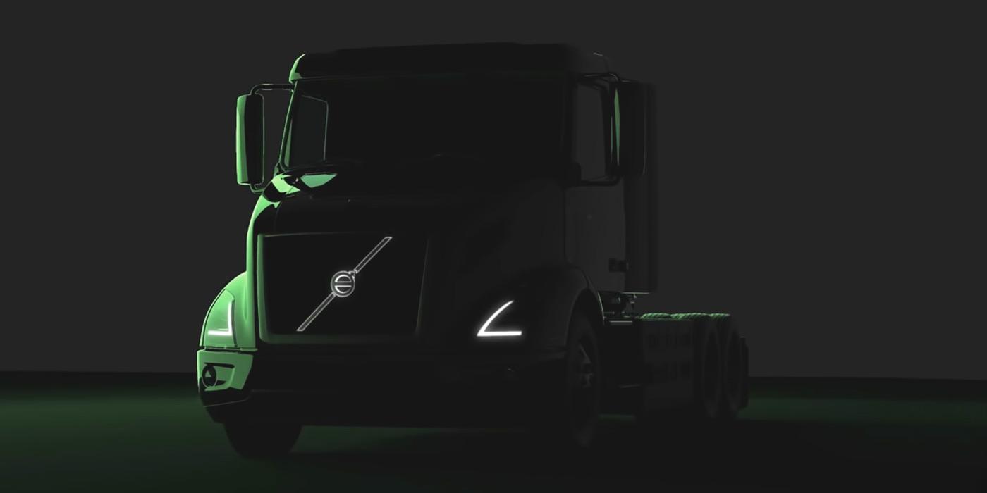 Volvo анонсировала конкурента Tesla