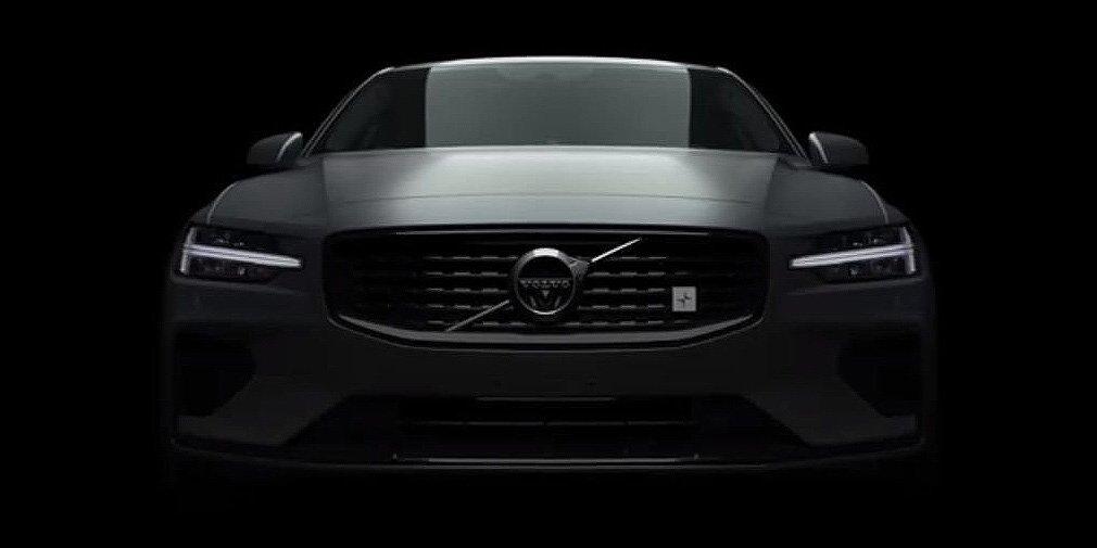 Volvo показала дизайн нової S60