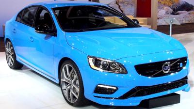 Спортивні Volvo S60 і V60 Polestar показали публіці