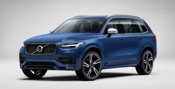 Дебютував Volvo XC90 R-Design