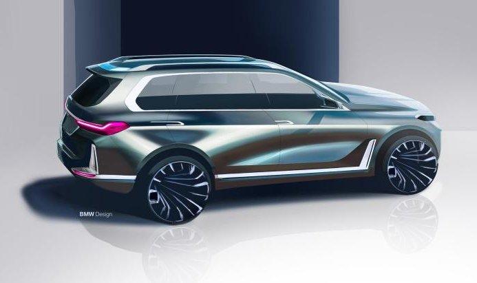 BMW планує випустити розкішний позашляховик X8