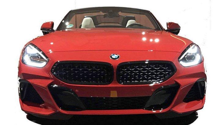 Яким буде BMW Z4 2019 року?
