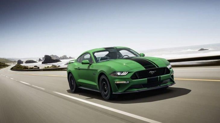 Яким буде новий Ford Mustang?