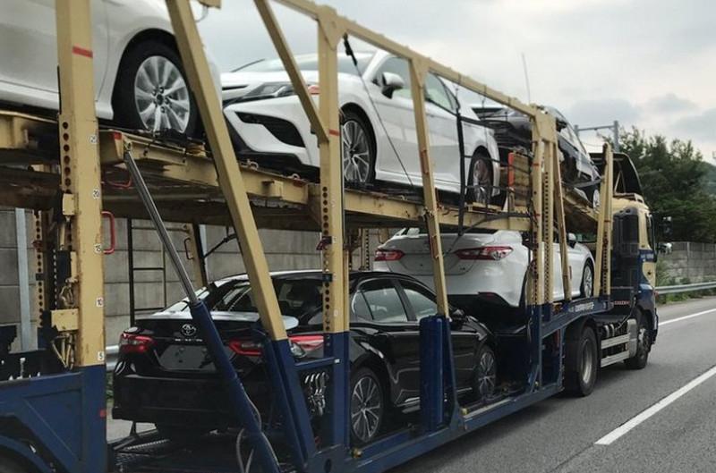 Toyota Camry 2018: відома нова інформація