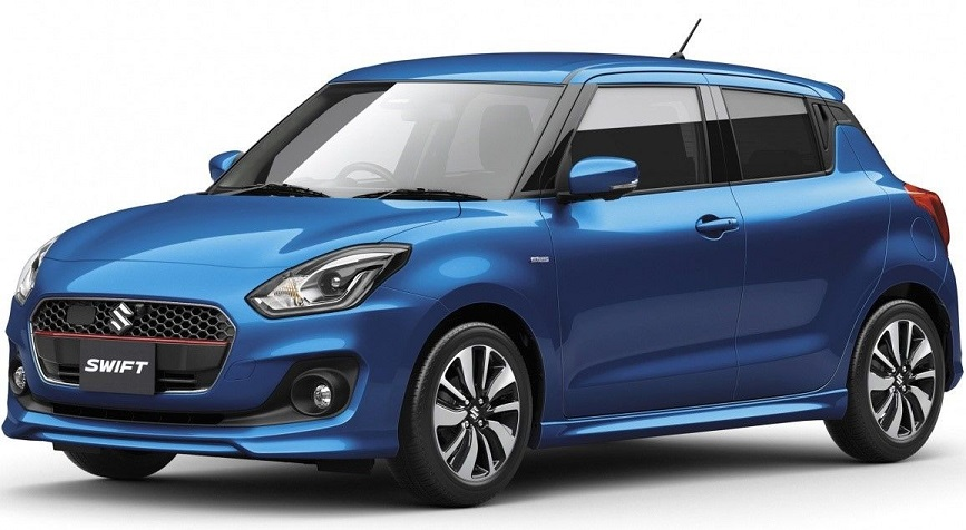Новий Suzuki Swift: офіційні фото